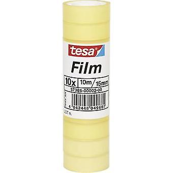 tesa 57386-02-03 Tesa film tesa® شفاف (L x W) 10 م × 15 مم 10 كمبيوتر (أجهزة)