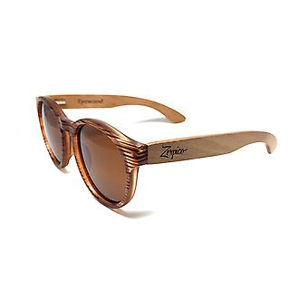 Eyewood Sunglasses - Round - Dominique