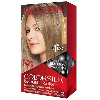 Revlon colorsilk beautiful color, dark ash blonde 60, 1 ea