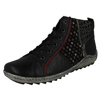 Botas de tobillo casuales de señoras Remonte R1494