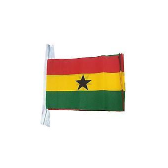 Ghana Keltasirkku 6m 20 lippu