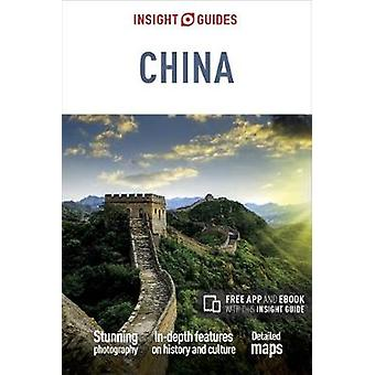 Insight Guides China Travel Guide with Free eBook