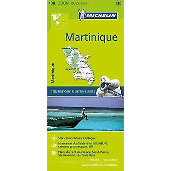 Martinique  Zoom Map 138  Map by Michelin