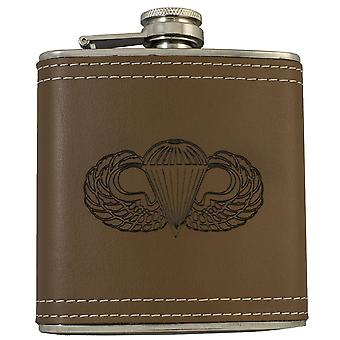 6oz us paratrooper (wings only) flask klb