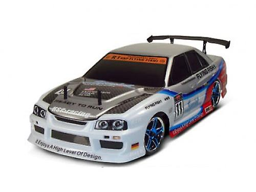 Flying Fish Nissan Skyline Electric Drift RC Cars - 2.4GHz
