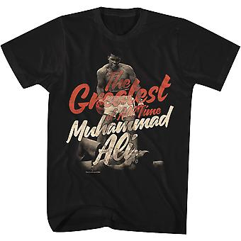 American Classics Muhammad Ali the Greatest T-Shirt - Schwarz