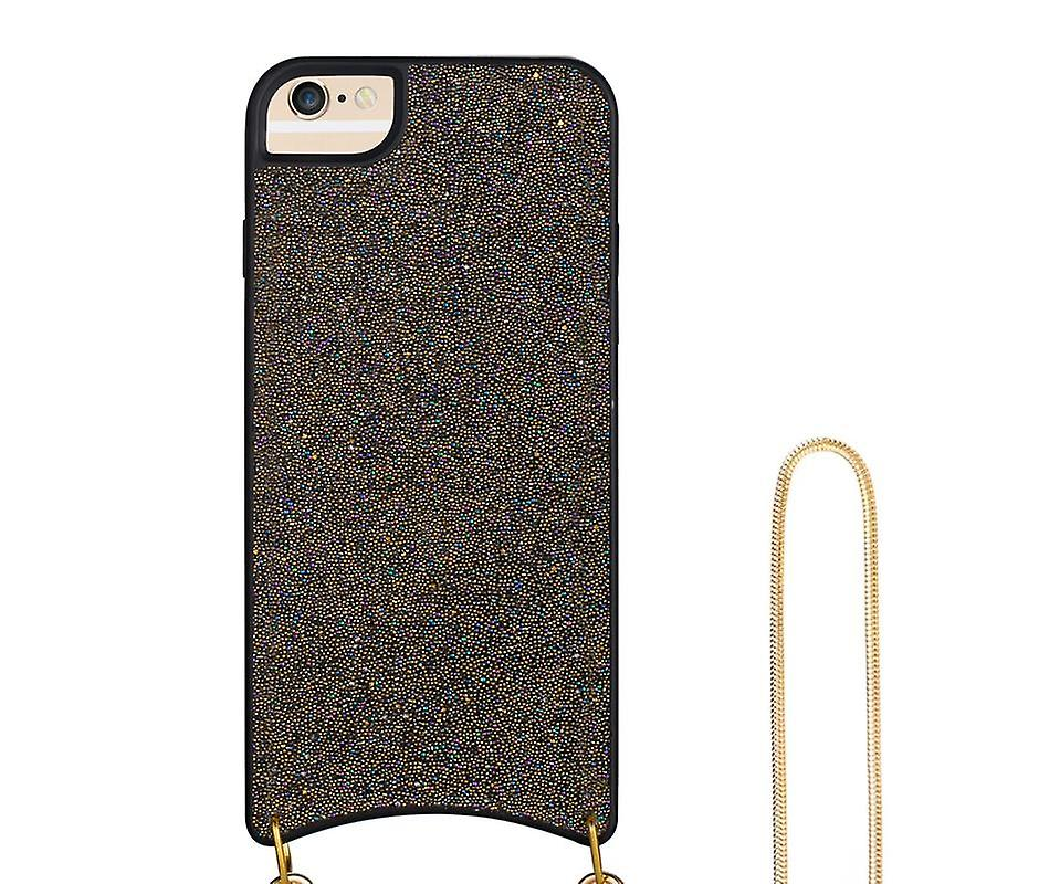 CaseGate phone chain for Apple iPhone 6 Plus / 6S Plus phone chain necklace case cover