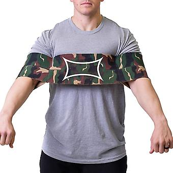 Sling Shot Original Power Lifting Band by Mark Bell, Camo - Increase your bench!