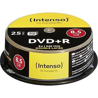 Intenso 4311144 DVD vuoto-R DL 8,5 GB 25 pc(i) Spindle