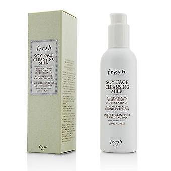 Leche limpiadora facial de soja - 200ml/6.7oz