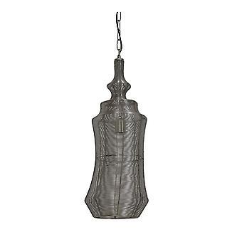 Lampa do wiszącej na ciele (24x68cm)