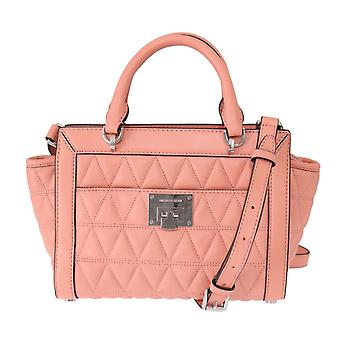 Michael Kors Pink Vivianne Leather Bag