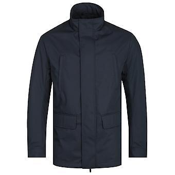 Emporio Armani Afneembare Liner Navy Field Jacket