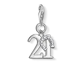 Thomas Sabo 21st Birthday Charm