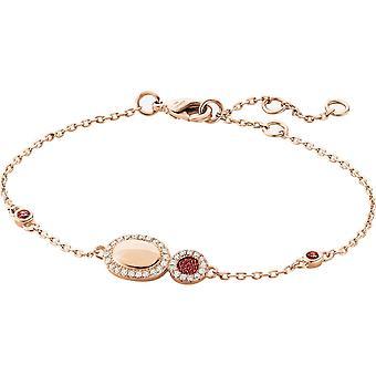 Zeades Sbc01061 armband - armband Rose guld kristaller kvinna