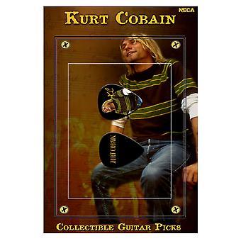 Kurt Cobain Guitar Pick #2 (Teen Spirit)
