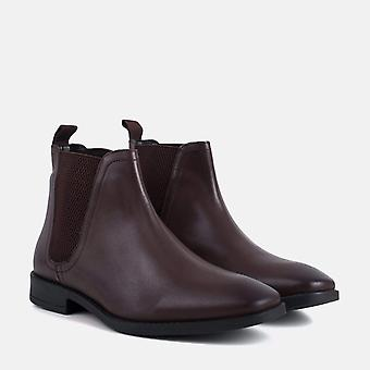 Rawlings brown leather chelsea boot