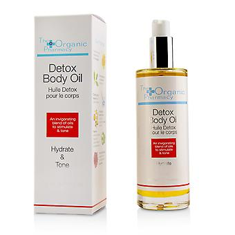 Detox Celluliter Body Oil 100ml/3.4oz