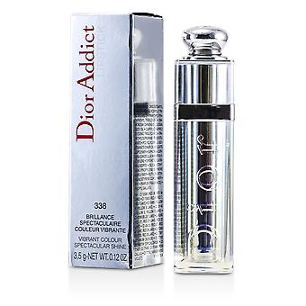 Dior Addict Be Iconic Vibrant Color Spectacular Shine Lipstick - No. 338 Mirage 3.5g/0.12oz