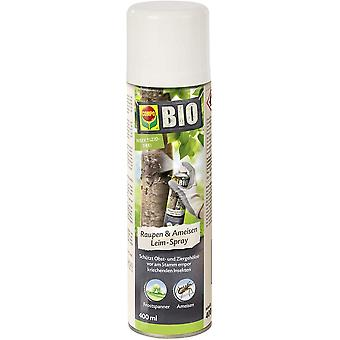 COMPO BIO Raupen & Ameisen Leim-Spray, 400 ml