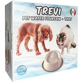 Agrobiothers Trevy Pet Fontain 2L (Dogs , Bowls, Feeders & Water Dispensers)