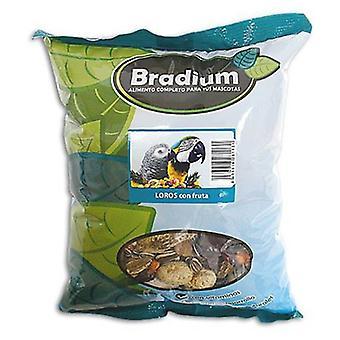 Bradium Bradium on papukaijat hedelmiä n. 720 ryhmä (lintuja, lintujen ruokaa)