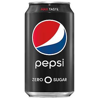 Pepsi Zero -( 355 ml X 12 flasker )