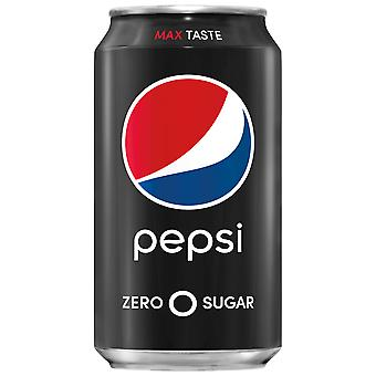 Pepsi Zero -( 355 Ml X 12 flaskor )