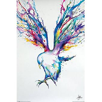 Marc Allante, Maxi Poster - Bird