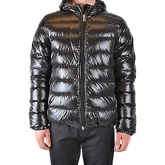 Duvetica Ezbc181007 Men's Black Nylon Down Jacket
