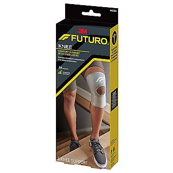 Futuro stabilizing knee support, medium, 1 ea