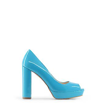 Hecho en Italia Original Mujeres Primavera/Verano Bombas & Tacones - Color Azul 29296