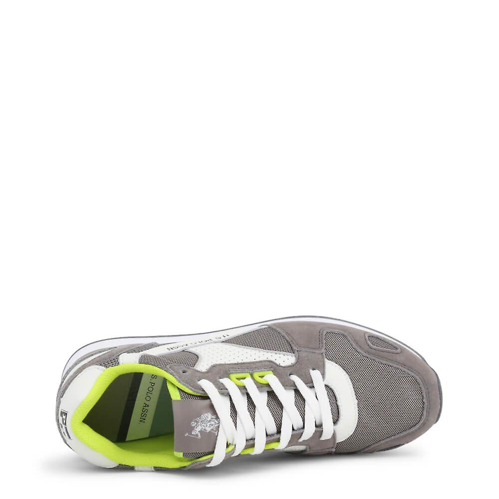 U.S. Polo Assn. Original Men Spring/Summer Sneakers - Grey Color 39267 - Gratis verzending F5UHK9