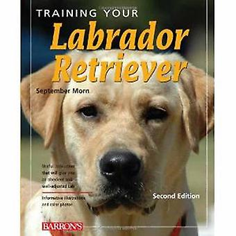 Training Your Labrador Retriever (2nd Revised edition) by September M