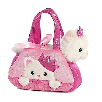 Peekaboo Princess Kitty recheada bolsa Animal por Aurora