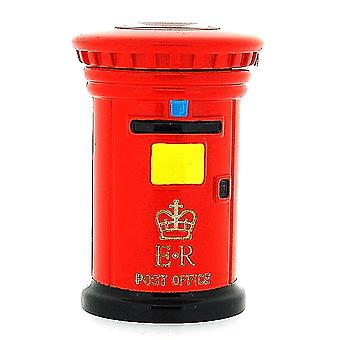 GTP Miniature Red Letterbox Novelty Quartz Movement Collectors Clock IMP411
