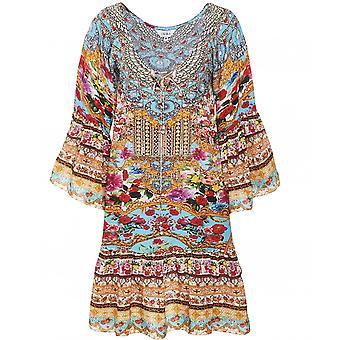Inoa Covent Garden Silk Gypsy Dress
