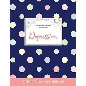 Maltagebuch fr Erwachsene Depression Schildkrten Illustrationen Punkte by Wegner & Courtney