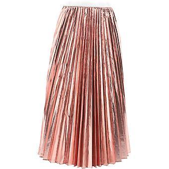 P.a.r.o.s.h. D620554063 Women's Pink Polyester Skirt