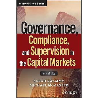 Governance - Compliance and Supervision in the Capital Markets - + Web