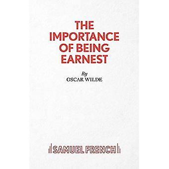 The Importance of Being Earnest: 3-act Version (Acting Edition)