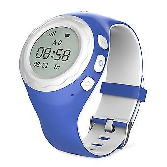 Watchu - The Ultimate Watch, Telefon, Gps Tracker med indbygget Sos-knap direkte til din mobil - Uk App - Uk Company - Uk Technical Support