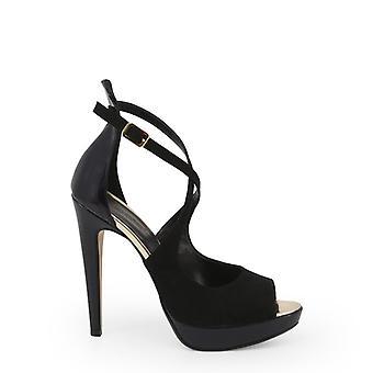 Arnaldo Toscani Women Black Sandals -- 1218345776