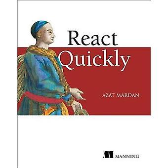 React Quickly by Azat Mardan - 9781617293344 Book