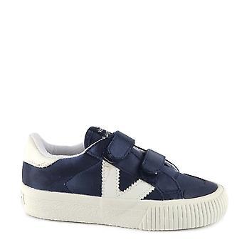 Victoria Shoes Kid's Tribe Marino Nylon Strap Trainer