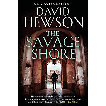 The Savage Shore by David Hewson - 9781786894854 Book