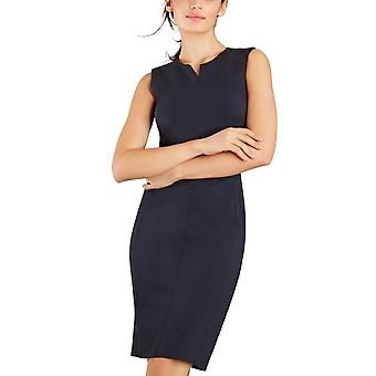 Brooks Brothers Women's Ponte Knit Sheath Dress