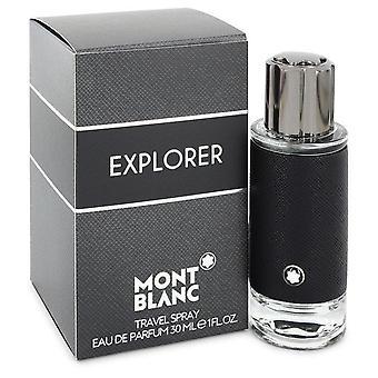 Montblanc explorer eau de parfum spray by mont blanc   550459 30 ml