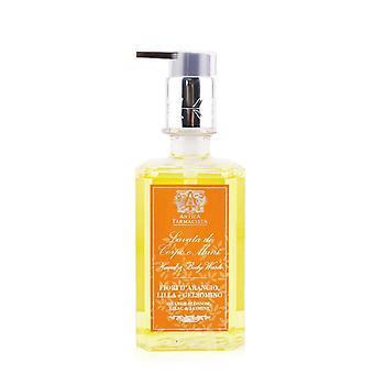 Hand & body wash   orange blossom, lilac & jasmine 296ml/10oz