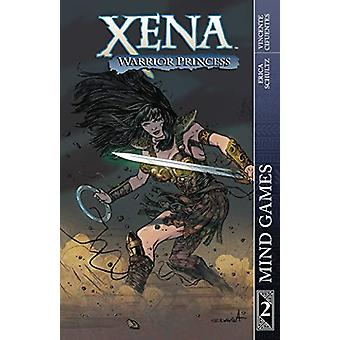 Xena Vol. 2 - Mind Games TP by Erica Schultz - 9781524111557 Book